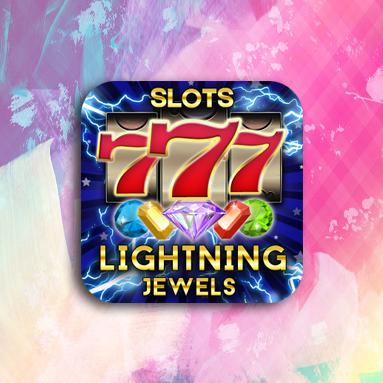 Slots 777 Lightning Jewels
